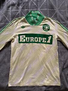 Maillot de foot FC Nantes Adidas et Europe 1. RARE, Taille S/M.