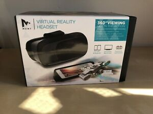 MVMT Virtual reality headset for phones up to 6 inches, eg iPhone and Android