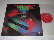 LP/KLAUS WUNDERLICH/SOUND 2000 II ELEC TRICK PIANO/Telefunken SLE 14739