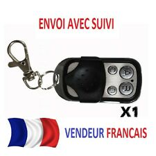 1X TELECOMMANDE UNIVERSELLE CLONE PROTECO TX433 porte Garage Portail 433mz