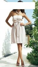 top edles APART Abendkleid Kleid Gr.32 NEU puder