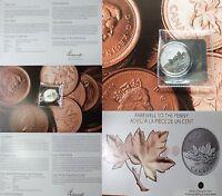 2012 Farewell To The Penny 1/4 oz. 99.99% Fine Silver $20 Commemorative Coin HOT
