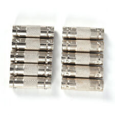 10X BNC Female To BNC Female Connector couplers Adapter For CCTV Video Camera LT