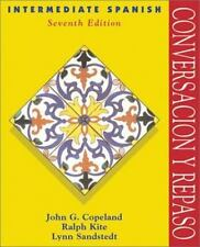 Intermediate Spanish Series Text/Audio CD Package: Conversaci?n y repaso