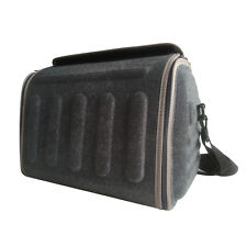 Car/Truck/Van Storage Organisers Zippered Space Saving Foldable Boot Grey Bags