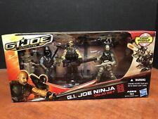 GI Joe Retaliation Ninja Dojo Set Dela0200