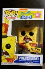 Funko Pop Spongebob Squarepants: Band Leader Hot Topic Exclusive #561 Mint