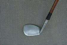 Hickory Shaft Flanged Sole Tom Stewart 8 Niblick Wedge