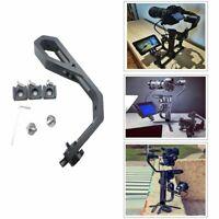L Plate Bracket Handheld Gimbal Stabilizer For DJI Ronin-S Zhiyun Crane M2 Plus