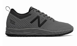 Silver New Balance Mens Slip Resistant Industrial Runners - Size US 11