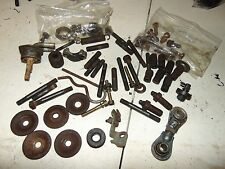 Vintage Skidoo Snowmobile & Other Misu Hardware Lot
