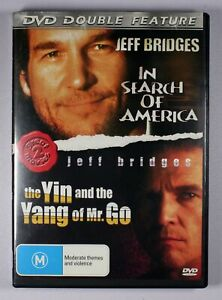 In Search of America / The Yin and the Yang of Mr Go DVD FREE POST