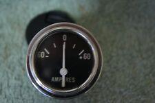 1960'S 70'S AC SPARK PLUG DIVISION AMPERES GAUGE NOS #6473877