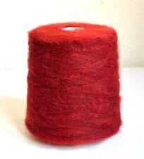 Italian alpaca wool yarns, 1.43 lb / 650 grams cone