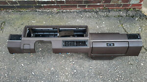 ARMATURENBRETT BRAUN HART VW GOLF 2 C CL GL GT GTI JETTA CARAT SYNCRO