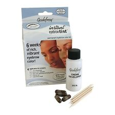 Godefroy Instant Eyebrow Tint Blister Jet Black