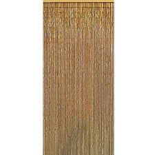 Handmade Natural Bamboo Beaded Curtain (Vietnam)