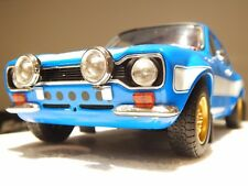 1/18 presque and FURIOUS FORD ESCORT RS 2000 mk1 1974 Artisan Ltd Edition f&f 6