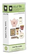 Cricut Lite Love You A Latte Cartridge - BRAND NEW, SEALED