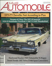 Collectible Automobile Magazine Month Year Vol 16 - No 2