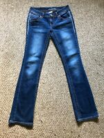 Maurices Embellished Jeans Size 3/4