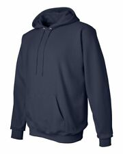 Hanes Mens Blank Ultimate Cotton Hooded Sweatshirt F170 up to 3XL