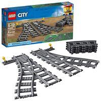 LEGO® City Trains - Switch Tracks 60238 8 Pcs