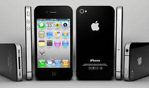 iPhone 4S - 8GB 16GB 32GB 64GB AT&T, Verizon, T-Mobile, Sprint, etc or Unlocked!
