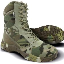 CAMO RECON BOOTS MENS 6-12 TACTICAL AIRSOFT FOOTWEAR WORKWEAR ARMY MTP BTP