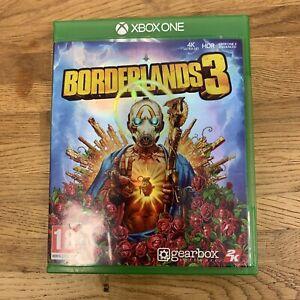 "Borderlands 3  Xbox One  ""FREE UK P&P"" XB1 Game 🚚"