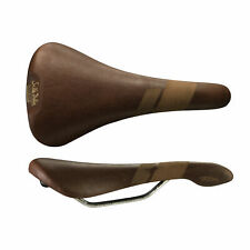 Selle Italia Flite Bullitt Saddle, L1, Ti316, Brown