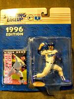 Starting Lineup 1996 Edition Prestige Pitchers Hideo Nomo w/Card NIP