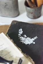 Jeanne d'Arc Living Vintage Schablone Corner Stempel Birds 702020 Stamp L7cm