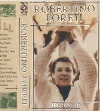 Robertino Loretti best of 2002 Russia  Cassette