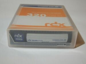 Tandberg 320GB RDX Removable Storage Disk Data Cartridge 8536