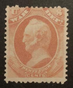 TDStamps: US Official Stamps Scott#O91 Unused NG