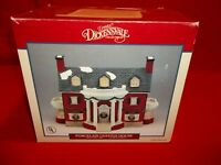 Lemax 1993 Dickensvale Christmas Shoppe Village Porcelain Lighted House 35065
