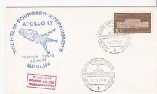 APOLLO 17 TRANS EARTH INJECTION BERLIN GERMANY 12/14/1972