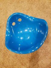 Moluk Bilibo Blue Child Toddler Spinning Rocking Sensory Kid Seat Chair