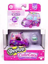Shopkins Cutie Cars QT4-11 Fast Flakes Series 4 New