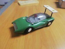 Prefo Autorennbahn Ferrari P5 Lindgrün Sammler Zustand