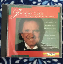 Country Christmas Johnny Cash CD