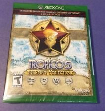 Tropico 5 [ Complete Collection ] (XBOX ONE) NEW