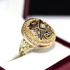 Ring 14k Rose Gold Vintage & Antique Jewellery