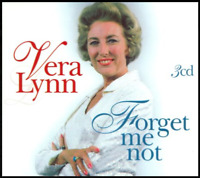 VERA LYNN - FORGET ME NOT NEW SEALED 3CD Gift Idea Best Of Greatest Hits UK