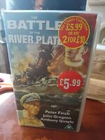 The Battle of the River Plate (Cinema Club) VHS Video