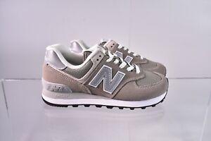 Size 7.5 Women's New Balance 574 Sneakers WL574EG Grey
