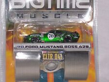 JADA BIG TIME MUSCLE 70 FORD MUSTANG BOSS 429 New 2005