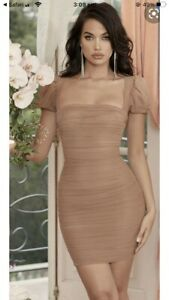 house of cb small dress