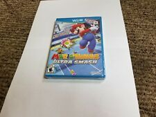 Mario Tennis: Ultra Smash (Nintendo Wii U, 2015) new sealed